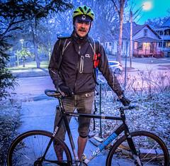 Taco Cat Bike Delivery (Stevesworldofphotos) Tags: city minnesota bike night tacos minneapolis delivery fixie urbanneighborhood p365 tacocat powderhorn365