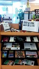 Wine Industry Display - Kelowna Campus Library (Okanagan College Library) Tags: wine okanagan libraries librarydisplays okanagancollegelibrary okanaganwine wineindustry okanagancollege