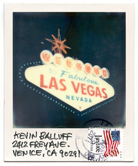 polaroid postcard. las vegas, nv. 2014. (eyetwist) Tags: las vegas usa signs southwest classic film sign night analog vintage dark polaroid typography justice lab neon desert graphic mail lasvegas postcard text famous nevada landmark icon ishootfilm stamp mojave signage type instant americana analogue welcome usps fabulous pola mailed mojavedesert postmark impossible typographic emulsion instantgratification welcometofabulouslasvegas eyetwist 89123 eyetwistkevinballuff px680 impossiblepx680 iphone5s impossibleinstantlab