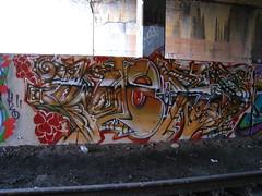 NERD (Billy Danze.) Tags: chicago nerd graffiti xmen