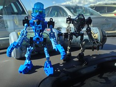 $10 :D (Junior Shark) Tags: 2001 original craigslist og bionicle mata gali toa canisters onua