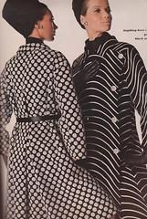 Vogue Editorial September 1965 (moogirl2) Tags: vintage 60s vogue editorial 1965 veruschka irvingpenn marisaberenson 60sfashion vintagevogue vintagefashionphotography