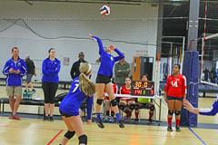 IMG_1079 (SJH Foto) Tags: school girls club high team jump teenagers teens spike volleyball tweens