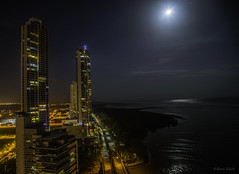 Costa del Este, Panama (Bernai Velarde-Light Seeker) Tags: ocean republica city sea mars moon america mar republic pacific centro central ciudad luna panama pacifico oceano martes velarde costadeleste bernai