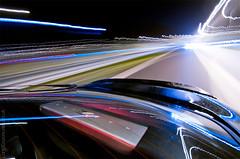 Z-Time (AndWhyNot) Tags: light car stream driving nissan fat trails led gecko eddie 350z rwd 7598 delkin