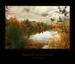 Autumn Creek at Elsinore (**Jamar**) Tags: autumn fall nature colors lakeelsinore inlandempire riversidecounty baxterroad