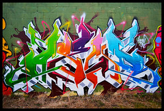 Asend (Abstract Rationality) Tags: trees chicago landscape graffiti gnome mural chitown des planets gary goya omen rk ascend cya teksan asend
