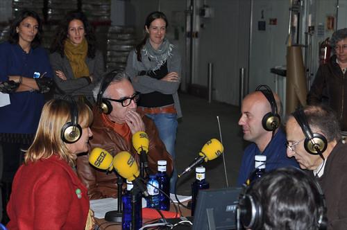 Entrevistats al Banc en directe per Gemma Nierga