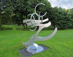 Turbulence (denfolz) Tags: sculpture silver steel turbulence folz