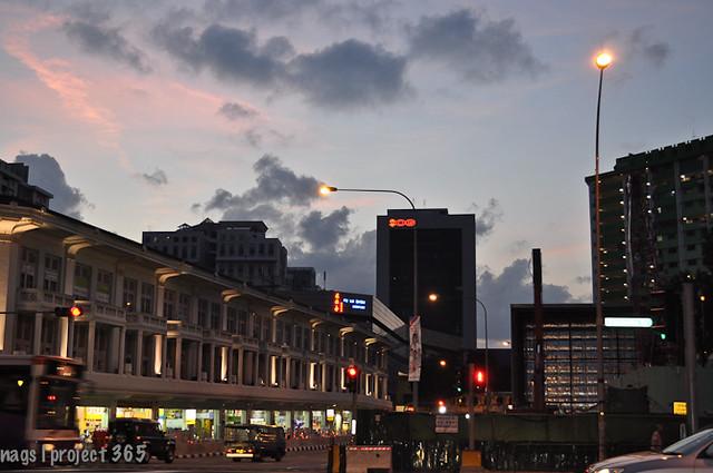 Bugis Junction at Night