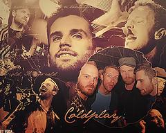 Coldplay - Mylo Xyloto (Veida Monise) Tags: coldplay chrismartin blend willchampion guyberryman jonnybuckland myloxyloto