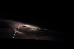 29th of November...Best storms in years. (AlpineImages) Tags: mountains night exposure snowy thunderstorm lightning plains strom jindabyne snowies