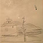 "<b>Angelus de l'Aube. Avezzo</b><br/> Frans Wildenhain ""Angelus de l'Aube. Avezzo"" Pencil, 1938 LFAC #496<a href=""http://farm8.static.flickr.com/7164/6466264527_3e1bea7de4_o.jpg"" title=""High res"">∝</a>"