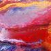 Desert Sky by Julie P., Acrylic, $350.00, 30 x 40