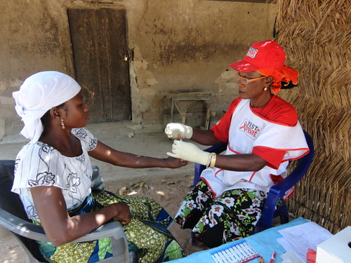 Benue WAD  testing pictures 131