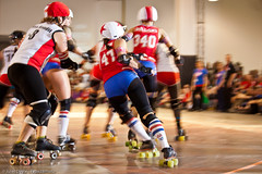 20111204.WorldCup4_2187 (Axle Adams) Tags: england usa toronto sports rollerderby rollergirls skaters bunker worldcup derby skates bloodandthunder