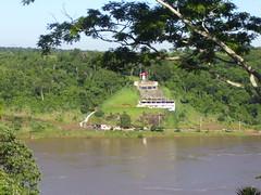 Hito Tres Fronteras -Paraguay (Gaby Fil Φ) Tags: argentina misiones iguazú patrimoniodelahumanidad ph039 maravilladelmundo argenntina litoralargentino