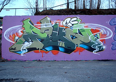 Pay2 Skien april 16th 2011 (Pay Two COD) Tags: norway graffiti cod dca tuc skien paytwo pay2