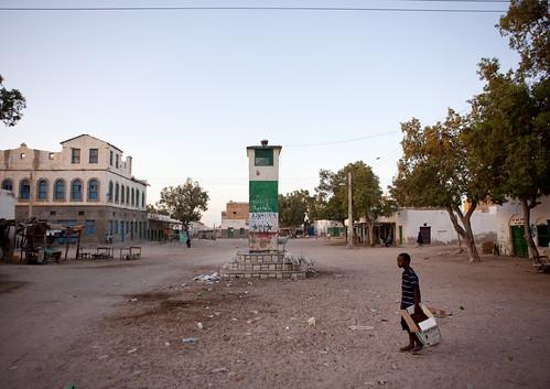 Main Square, Berbera old town, Somaliland