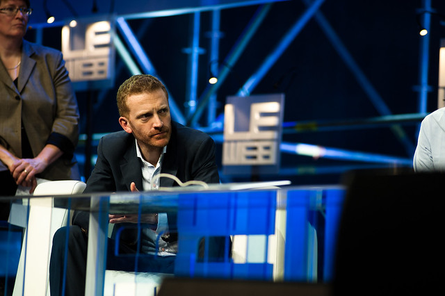 Pierre Kosciuscko Morizet, Co-Founder & CEO, PRICEMINISTER & Co-Founder of ISAI, The French Entrepreneurs Fund @ LeWeb 11 Les Docks-9482