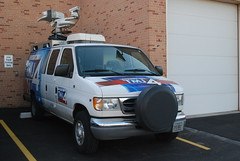 WTMJ Live Truck (Triborough) Tags: ford television wisconsin studio nbc tv tvstation milwaukee van wi eng tmj livetruck econoline newsvan televisionstation eseries wtmj milwaukeecounty tmj4