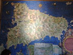 Cartina geografica della sicilia