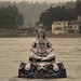 Lord Shiva Statue Ganges Lord Shiva on The Ganges