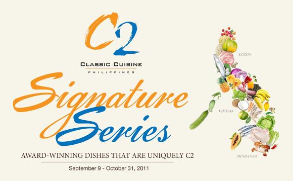 C2 Classic Cuisine Signature Series