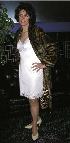 Real wife lingerie nude