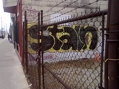Stain>EDSK (every11circled) Tags: chicago stain graffiti cik edsk stainr