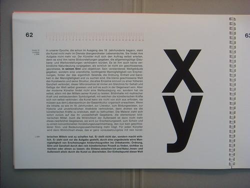 Helvetica / Neue Haas Grotesk specimen book - a photo on