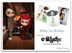 """III  Expo, """"Blythe, Un Nuevo Imaginario Artístico"""" (3/1/2012-2/2/2012)"""