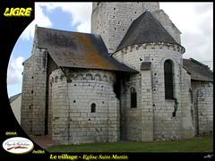 20100715-Ligré_029 (michel.cansse) Tags: france centre richelieu indreetloire paysdeloire glise ligré