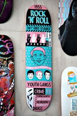 board @ the ngv (the euskadi 11) Tags: street art board melbourne just agency skate another decks ngv