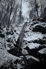 Fall (hiasl_3) Tags: bw fall water bayern bavaria waterfall wasser long exposure sw belichtung kochel longtime langzeit nd110 gettygermanyq4 walchenseewasserfall cascadekesselbach