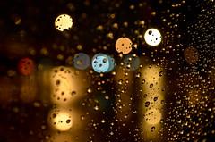 2/366 (Like A Bo$$) Tags: street window car rain night vancouver lights columbia bmw british x5