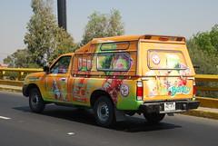 Boing (So Cal Metro) Tags: truck mexico mexicocity df nissan juice pickup jugos boing mexicodf distritofederal jugo