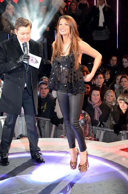 Launch Night Celeb Big Brother Jan 2012