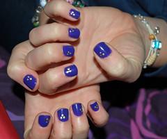 Funkey Dunkey (@JBOccyTherapy) Tags: art glitter design misc nail polish jo pedicure southall own varnish maincure