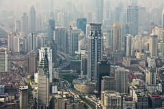 View of the city from the Jinmao Tower, Shanghai, China (fabriziogiordano23) Tags: china city trip travel holiday tower skyscraper photography for asia asien torre shanghai journey asie recreation 1001nights grattacielo viaggi soe jinmao cina vacanza chine citt huangpu autofocus greatphotographers thegalaxy flickraward flickrestrellas panoramafotogrfico thebestofmimamorsgroups mygearandme ringexcellence dblringexcellence tplringexcellence flickrstruereflection1 flickrstruereflection2 flickrstruereflection3 flickrstruereflection4 rememberthatmomentlevel1 magicmomentsinyourlifelevel1 rememberthatmomentlevel2 rememberthatmomentlevel3 vigilantphotographersunite