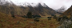 clova (stuant63) Tags: winter panorama snow scotland angus boulders valley megaliths glacial clova cairngormsnationalpark stuant63 stuartanthony exaggeratedverticals itsnottrueaboutthebagpipes