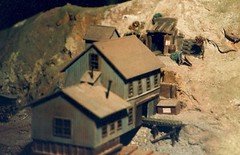 HO Model Kit Bashed Train scenes Coal Mine - Bob II 1978 ca-001 (carlylehold) Tags: railroad trestle opportunity robert car mobile set train buildings bash model mine board stock scenic rr ibm email full smartphone card ii join kit punch ho coal custom loader scratch tmobile hopper built bashed crusher keeper signup haefner trainboard carlylehold solavei haefnerwirelessgmailcom
