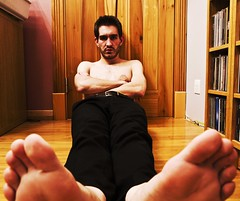 Day 2 (Michael Rozycki) Tags: portrait feet self project personal