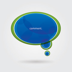 Comment (DryIcons) Tags: message background balloon vector comment