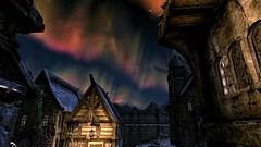 skyrim - a whiterun night (=IcaruS=) Tags: icarus metaverse skyrim whiterun