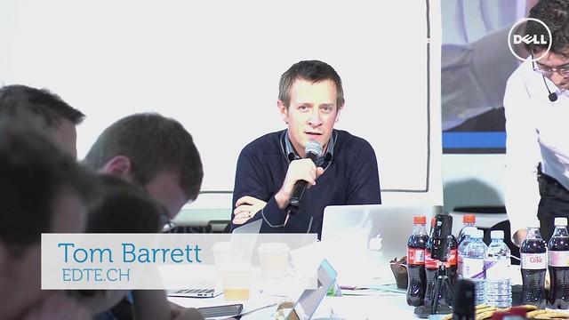 Tom Barrett Twitter Roundup