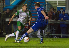 Peterhead vs Celtic (vagelisgeo) Tags: ireland irish scotland football scottish celtic spl hoops hailhail