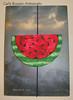 Marcador de livro melancia (Carla Bouzan) Tags: melancia marcadordelivro patchworkembutido