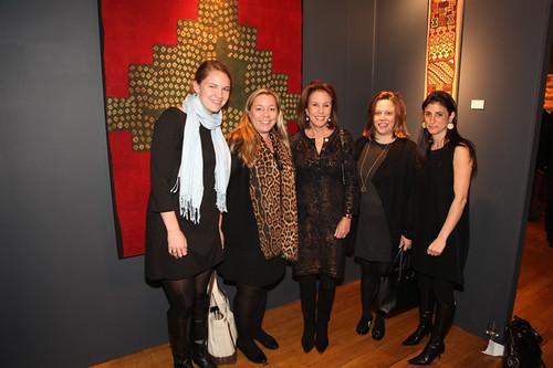 Lynn Hancock, Allison David, Ellie Cullman, Lizzy Dexter, Jenny Fischbach