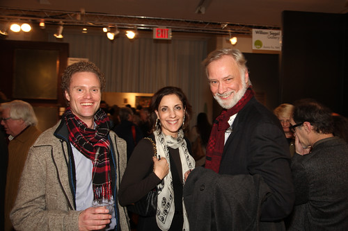 Jonathan Parisen, Maryanne Amato, Tim Button